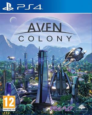 Echanger le jeu Aven Colony sur PS4