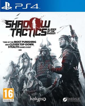 Echanger le jeu Shadow Tactics: Blades of the Shogun sur PS4