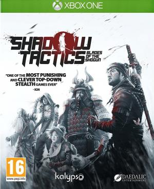 Echanger le jeu Shadow Tactics: Blades of the Shogun sur Xbox One