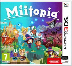 Echanger le jeu Miitopia sur 3DS