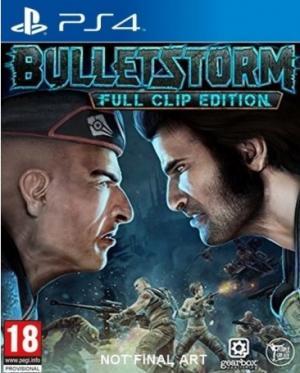 Echanger le jeu Bulletstorm: Full Clip Edition sur PS4