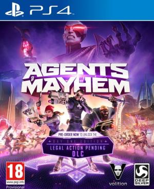 Echanger le jeu Agents of Mayhem - Special Edition sur PS4