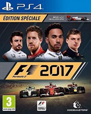 Echanger le jeu F1 2017 - Special Edition sur PS4