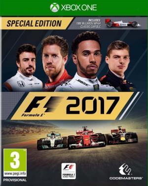 Echanger le jeu F1 2017 - Special Edition sur Xbox One