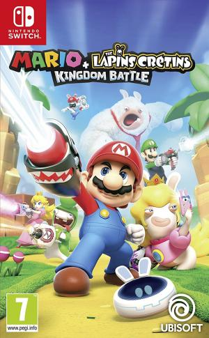Echanger le jeu Mario + The Lapins Cretins : Kingdom Battle sur Switch