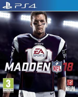 Echanger le jeu Madden NFL 18 sur PS4