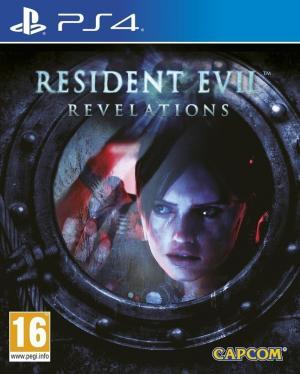 Echanger le jeu Resident Evil Revelations sur PS4