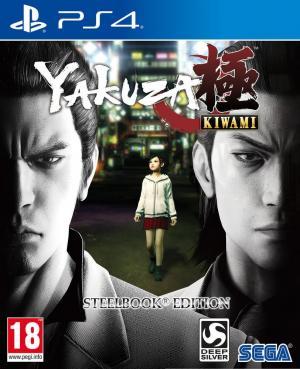 Echanger le jeu Yakuza Kiwami  sur PS4