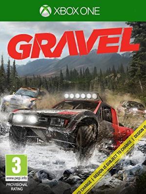 Echanger le jeu Gravel sur Xbox One