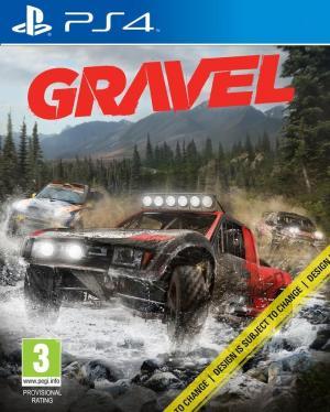 Echanger le jeu Gravel sur PS4