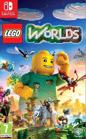 Echanger le jeu LEGO Worlds sur Switch