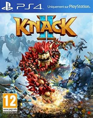 Echanger le jeu Knack 2 sur PS4