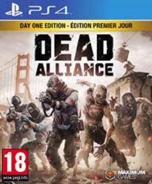 Echanger le jeu Dead Alliance sur PS4