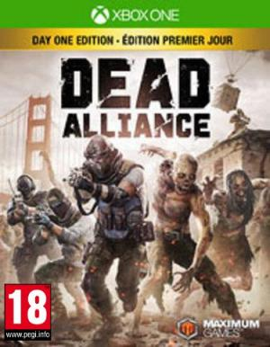 Echanger le jeu Dead Alliance sur Xbox One