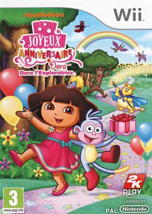 Echanger le jeu Dora Joyeux Anniversaire sur Wii