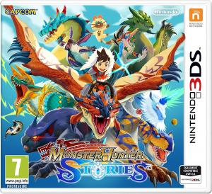 Echanger le jeu Monster Hunter Stories sur 3DS