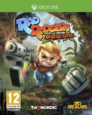 Echanger le jeu Rad Rodgers sur Xbox One