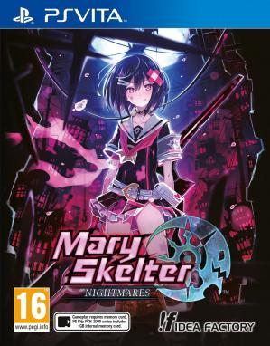 Echanger le jeu Mary Skelter: Nightmares sur PS Vita