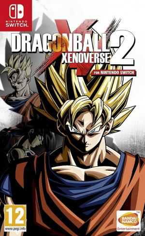 Echanger le jeu Dragon Ball Xenoverse 2 sur Switch