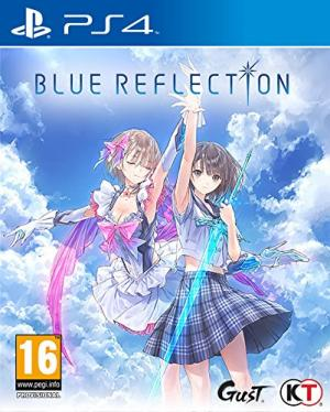 Echanger le jeu Blue Reflection sur PS4