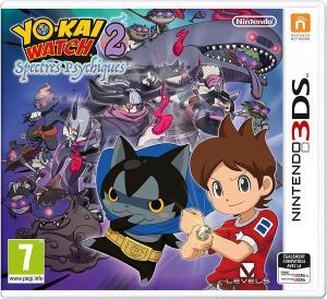 Echanger le jeu Yo-Kai Watch 2 : Spectres Psychiques sur 3DS