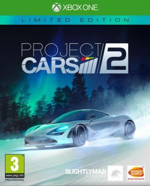 Echanger le jeu Project Cars 2 sur Xbox One