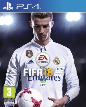 Echanger le jeu FIFA 18 sur PS4