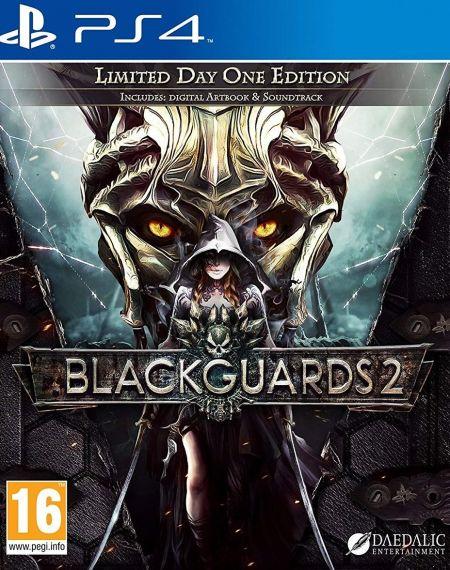 Echanger le jeu Blackguards 2 sur PS4