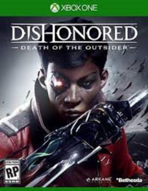 Echanger le jeu Dishonored : La mort de l'Outsider sur Xbox One
