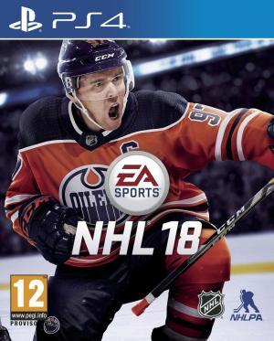 Echanger le jeu NHL 18 sur PS4