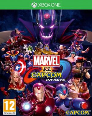 Echanger le jeu Marvel vs. Capcom Infinite sur Xbox One