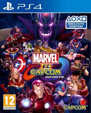 Echanger le jeu Marvel vs. Capcom Infinite sur PS4