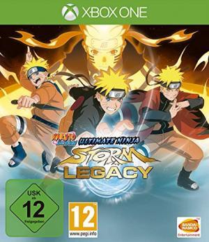 Echanger le jeu Naruto Shippuden: Ultimate Ninja Storm Legacy sur Xbox One