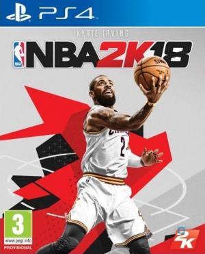 Echanger le jeu NBA 2K18 sur PS4