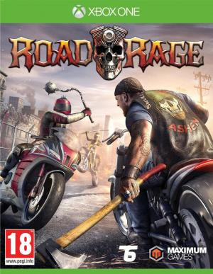 Echanger le jeu Road Rage sur Xbox One