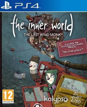 Echanger le jeu The Inner World: The Last Wind Monk sur PS4