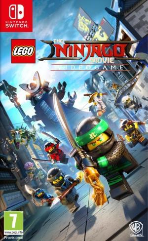 Echanger le jeu LEGO NINJAGO sur Switch