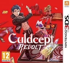 Echanger le jeu Culdcept Revolt sur 3DS