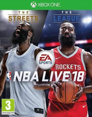 Echanger le jeu NBA Live 18 sur Xbox One