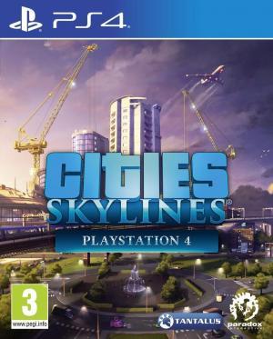 Echanger le jeu Cities: Skylines sur PS4