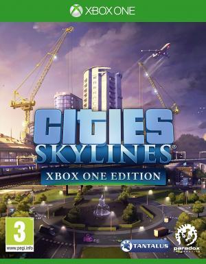 Echanger le jeu Cities Skylines  sur Xbox One