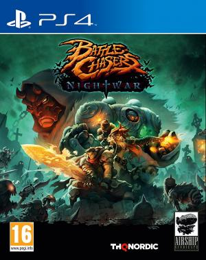 Echanger le jeu Battle Chasers: Nightwar sur PS4