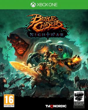 Echanger le jeu Battle Chasers: Nightwar sur Xbox One