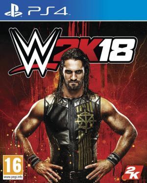 Echanger le jeu WWE 2K18 sur PS4