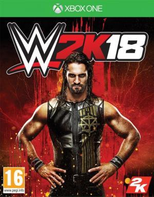 Echanger le jeu WWE 2K18 sur Xbox One