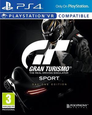 Echanger le jeu Gran Turismo Sport (PS-VR compatible) sur PS4