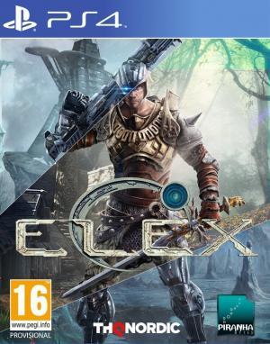 Echanger le jeu Elex sur PS4