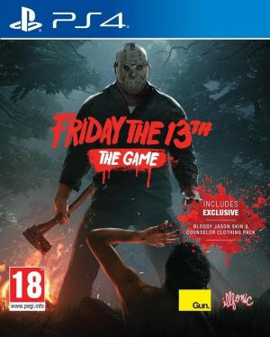Echanger le jeu Friday the 13th: The Game sur PS4