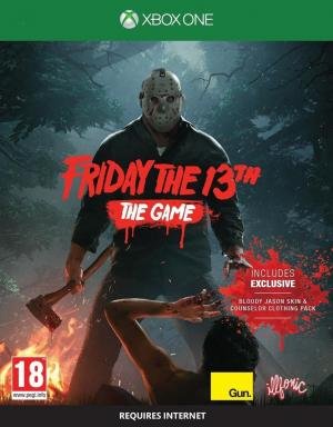 Echanger le jeu Friday the 13th: The Game  sur Xbox One