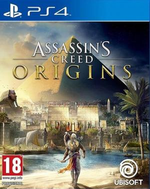 Echanger le jeu Assassin's Creed Origins  sur PS4